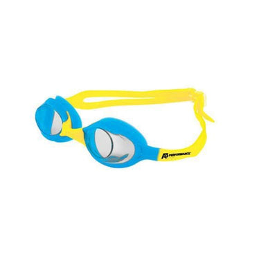 Team Flex Goggle - Aqua/Yellow 859 - Team Store