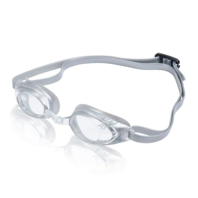 Team Fuse Goggle - Clear/Silver 201 - Team Store
