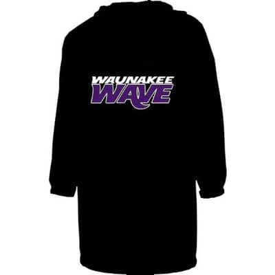 Waunakee Conquest Jacket - Waunakee Wave