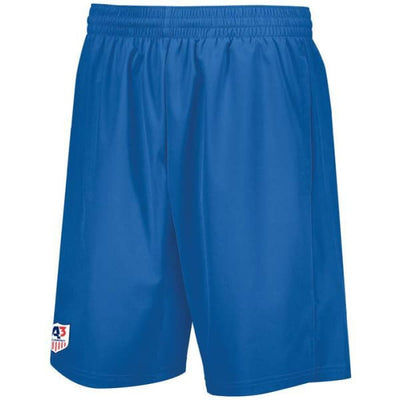 Weld Shorts - Royal 060 / Small - Apparel
