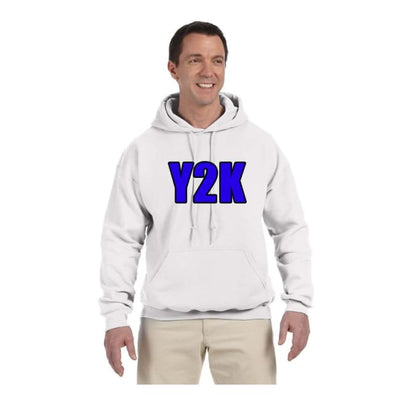 Y2K Hooded Sweatshirt - Team Millenium Y2K