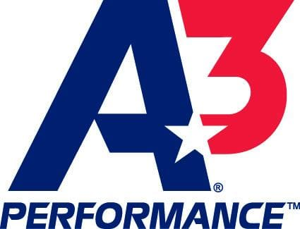 A3 Performance Logo