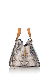1010-1831 Axel Dahlia Shoulder Bag with Adjustable Handle