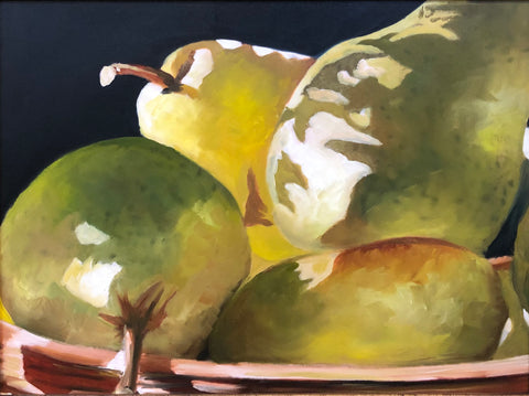 """Two Pairs of Pears"""