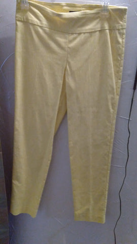 Pure Amici Pant Yellow