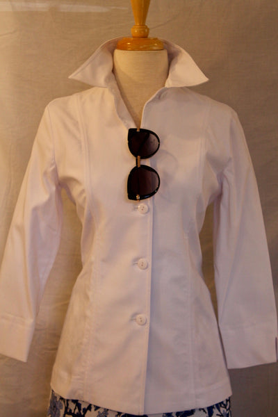 Celeste Jacket with Buttons (A19)