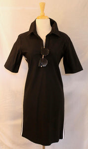 PA - Dress with Side Stripe (A49XS)