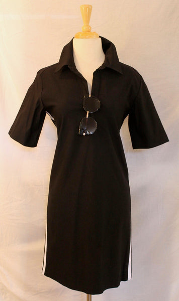 Dress with Side Stripe (A49XS)