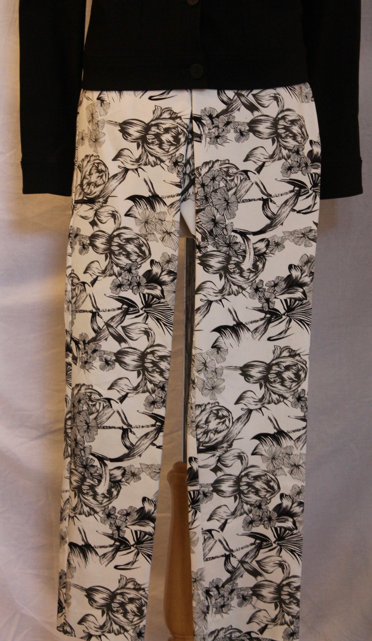 PA - Floral Ankle Pant (A2F)