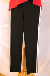 Ankle Pant with Side Stripe (A2XS)