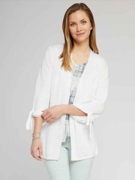 NZ - Take A Walk Tie Cardigan