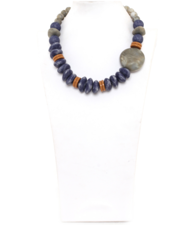 AD Jewelry NMB326 Vintage Grey