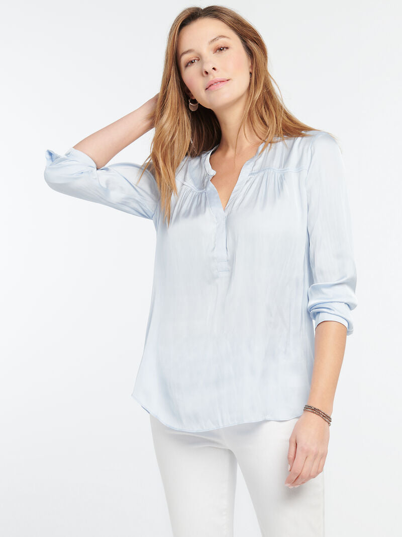 NZ - S201653 Destination Blouse LSY