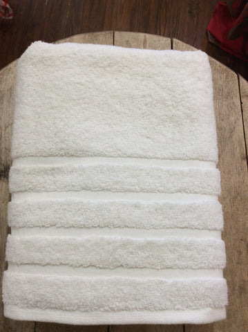 Antalya Bath Towel White