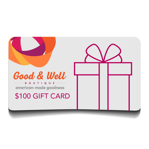 Good & Well Boutique Gift Card