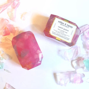 Sweet Guava Fairy Crystal Soap