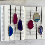 NEW! Geode Slice Bookmarks