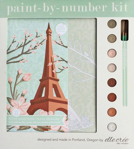 Paint By Numbers Kits