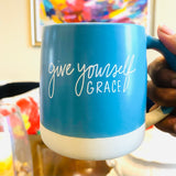 Give Yourself Grace Cup