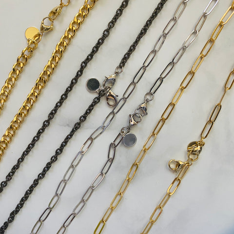 Stylish Mask Chains