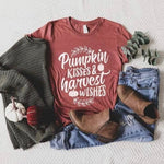 Pumpkin Kisses Tee