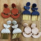 Clay Statement Studs