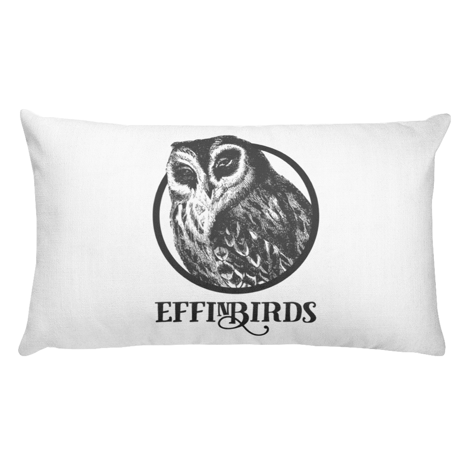 Early Bird Pillow