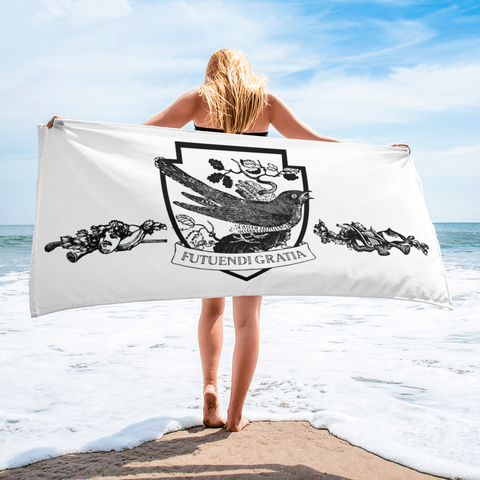 Coat of Arms Towel