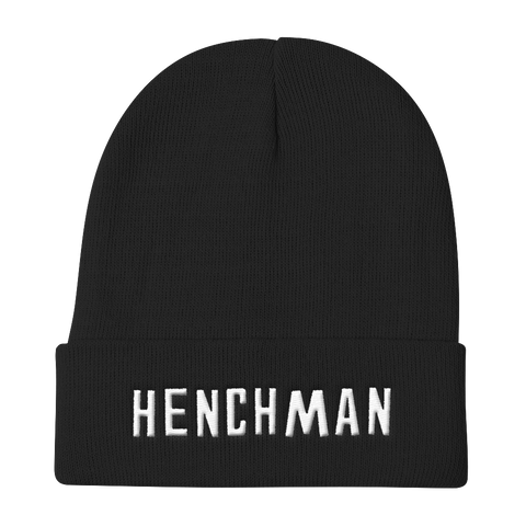 Henchman Knit Beanie