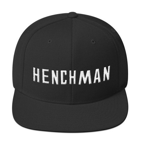 Henchman Snapback Hat