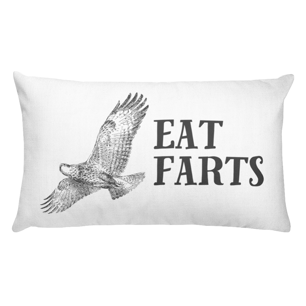 Eat Farts Pillow