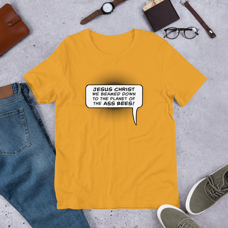 Planet of the Ass Bees t-shirt