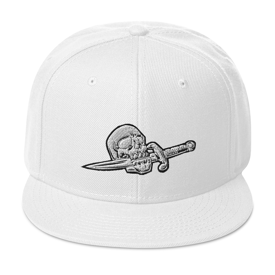 "Vin Diesel is Hamlet ""Skully"" Snapback Cap"