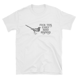 Early Bird Mens Tee