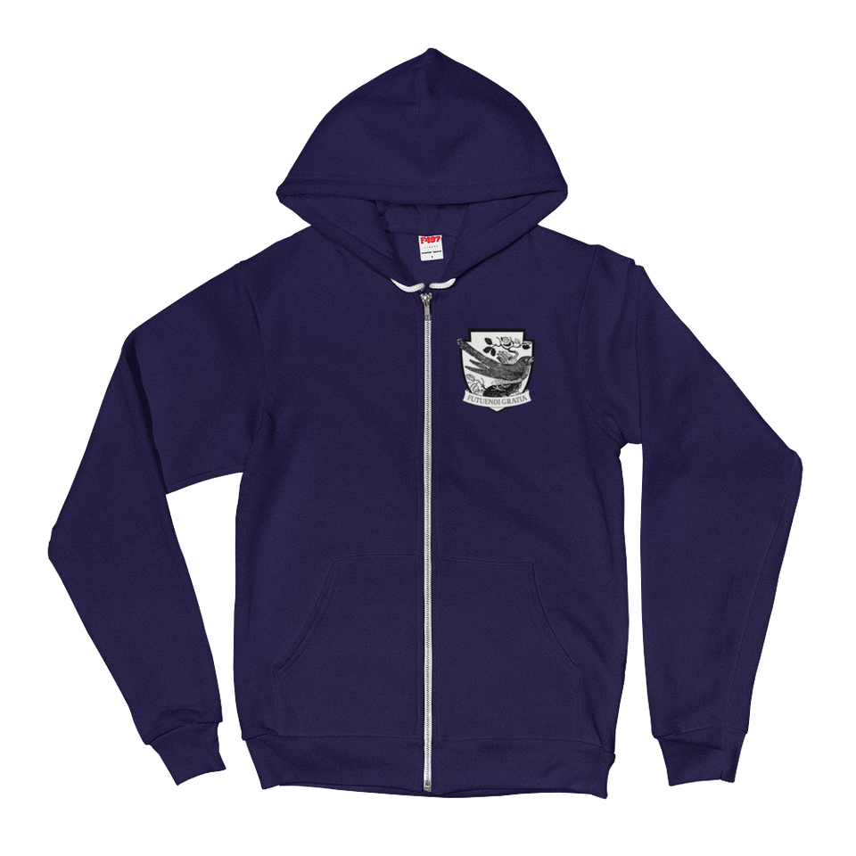 Coat of Arms Zip Up