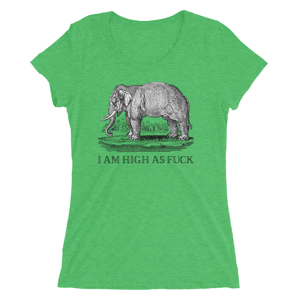 I Am High As Fuck T-Shirt