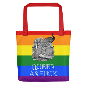 Queer as Fuck Tote