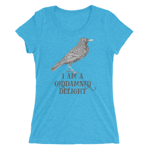 I Am A Goddamned Delight T-Shirt