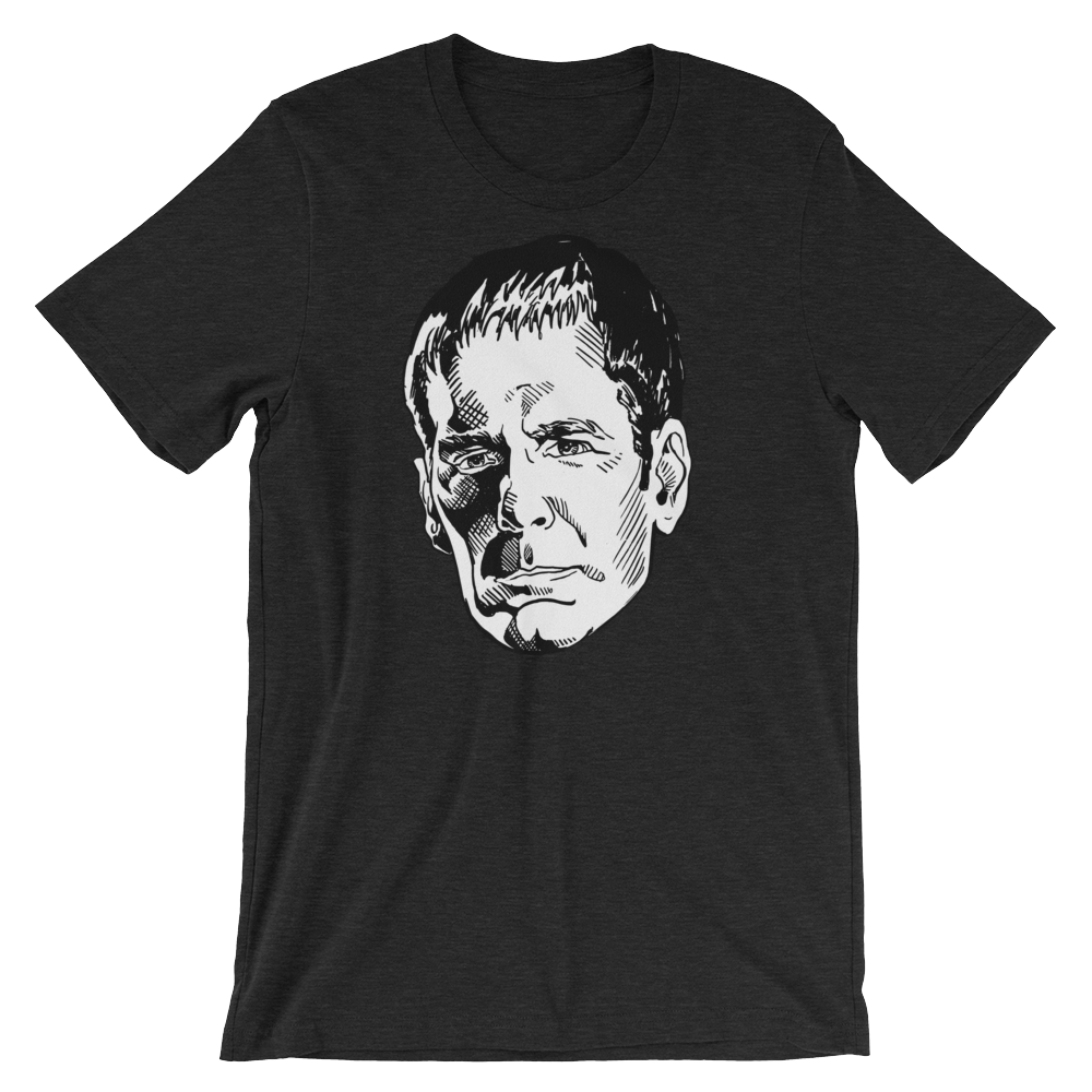 Bakula Time Short-Sleeve Unisex T-Shirt