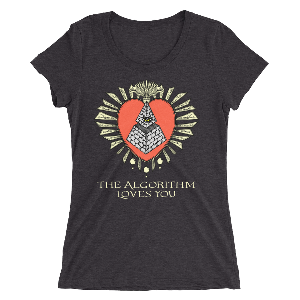 The Algorithm Loves You T-Shirt