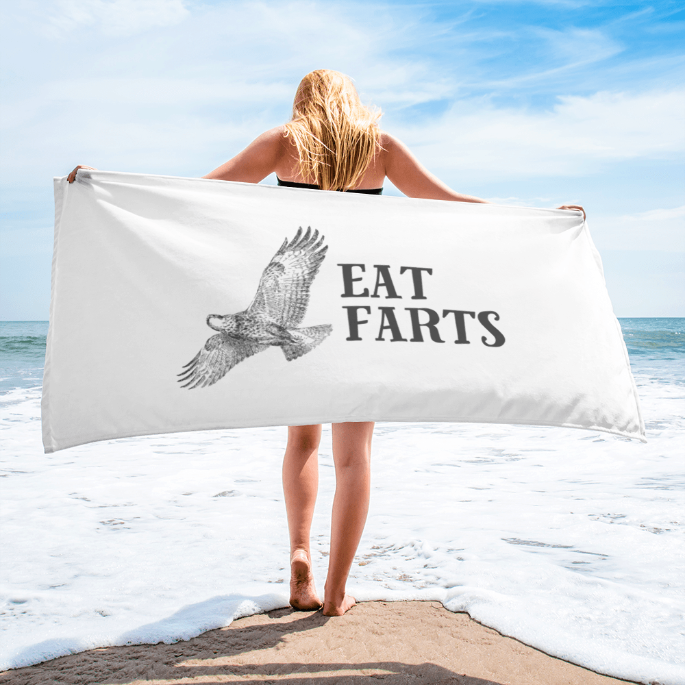 Eat Farts Towel