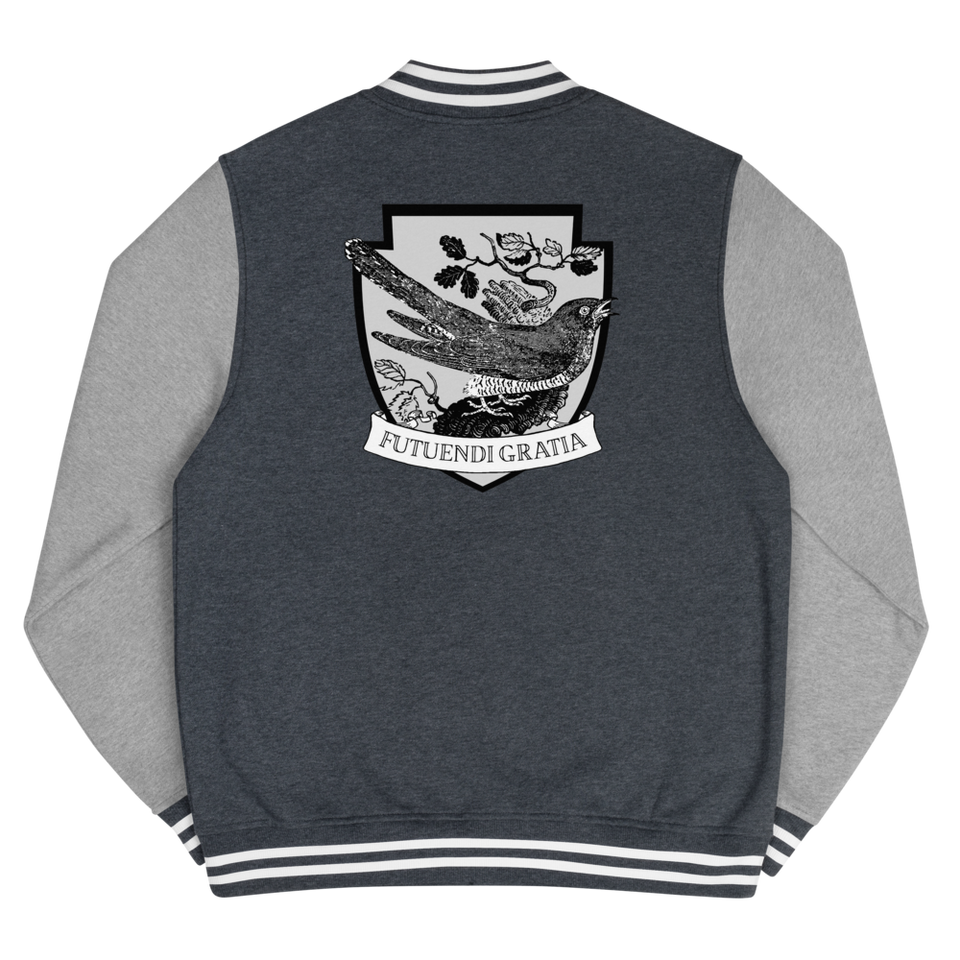 Coat of Arms Men's Letterman Jacket