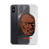 Hard Pass iPhone Case