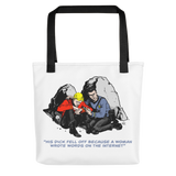 The Power or Words Tote