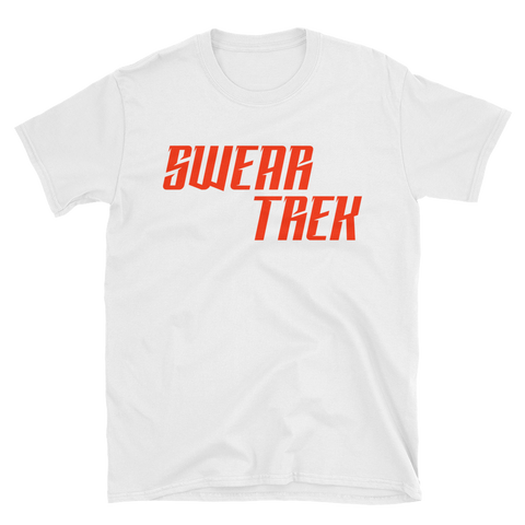Swear Trek Mens Tee