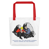 The Power of Words Tote