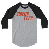 Swear Trek Baseball Tee