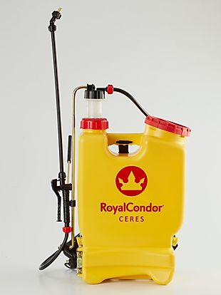 Fumigadora Manual Royal Condor Ceres 15 LT