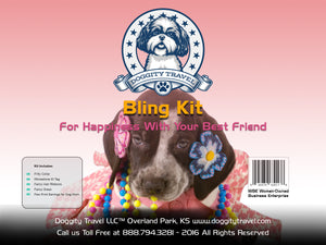 DOG BLING KIT