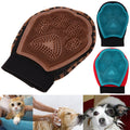 DOG SILICONE BRUSH MITT